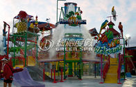 Custom Funny Outside Water Sprayground for Family Entertainment Amusement Park Equipment